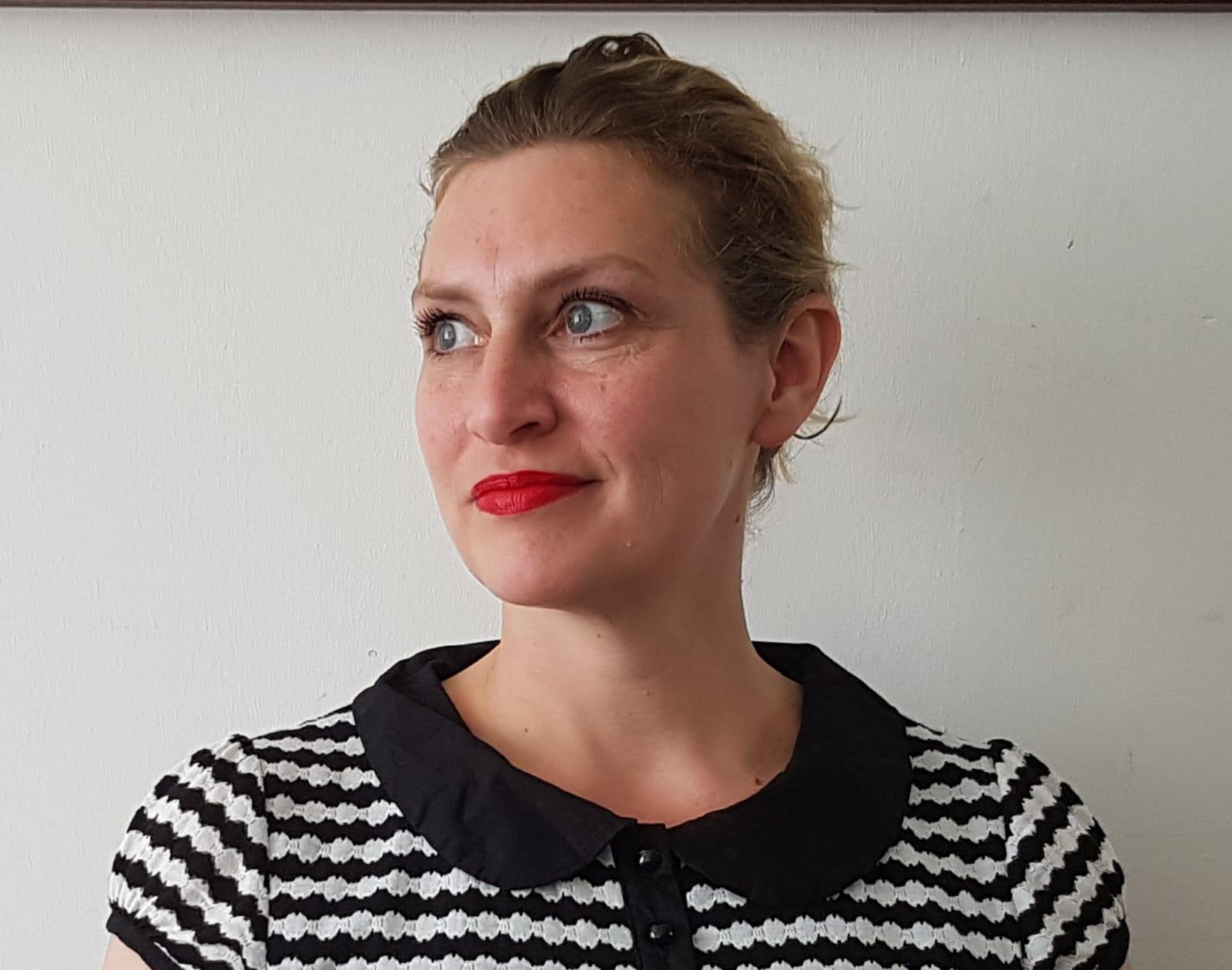 Employee In The Spotlight, Joosje Campfens (38), Content Creator, Parttime