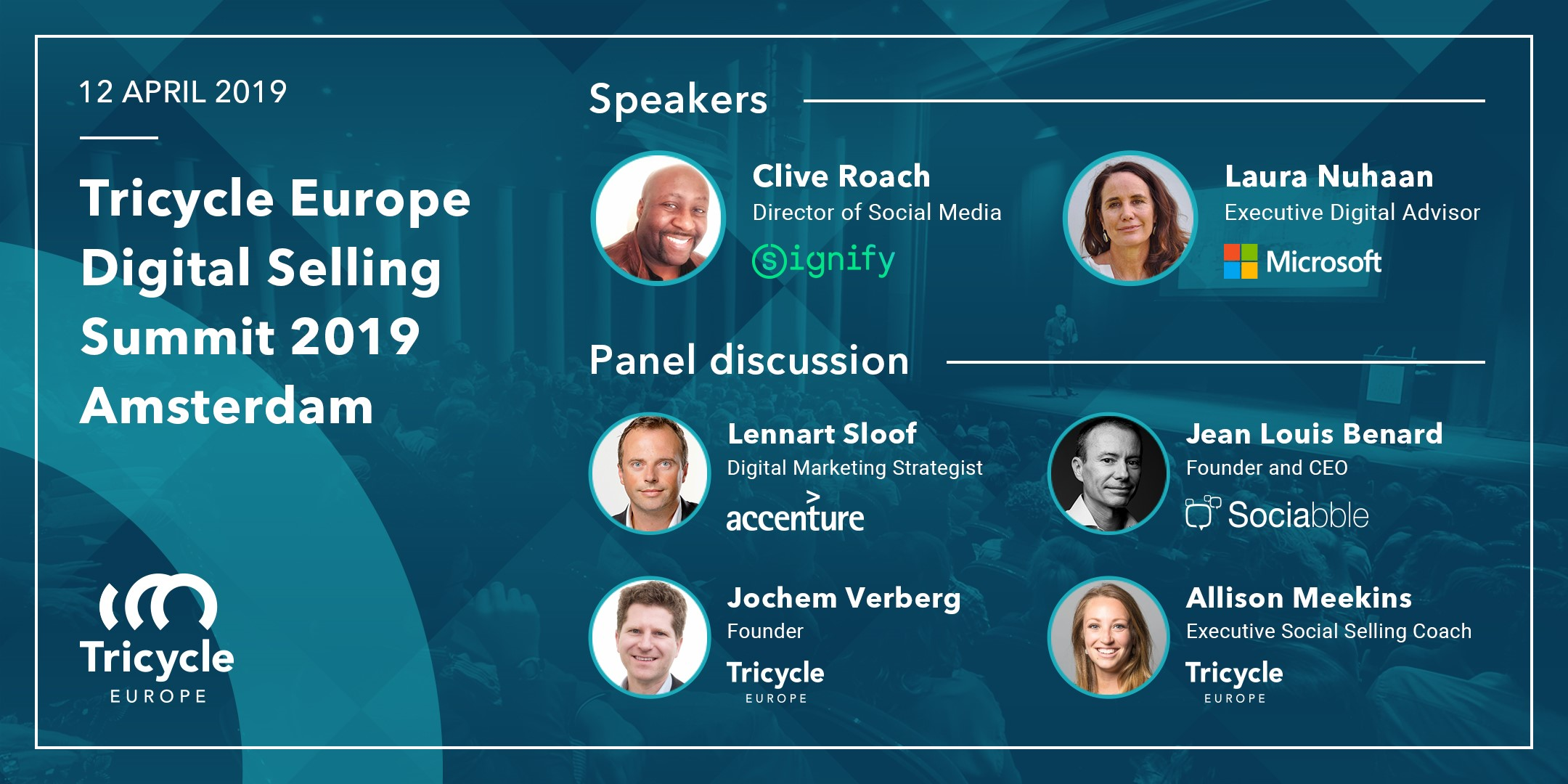 Digital Selling Summit 2019 Amsterdam