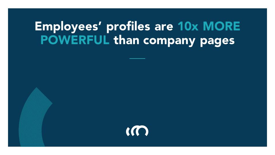 Employee Advocacy Statistic