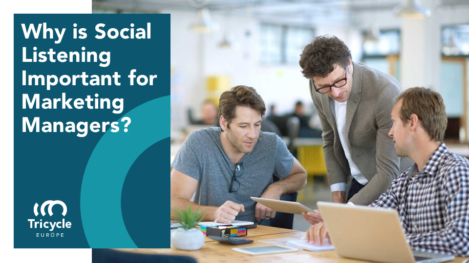 Why Is Social Listening Important For Marketing Managers?