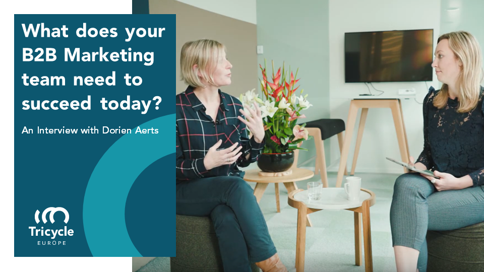 What Does Your B2B Marketing Team Need To Succeed Today?