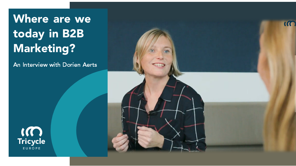 Where are we today in B2B Marketing?