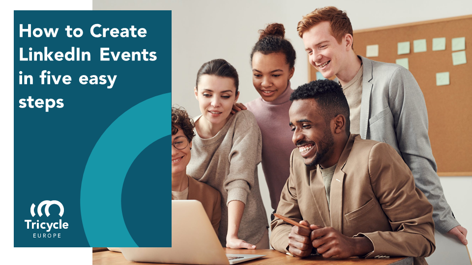 How Do We Create LinkedIn Events In Five Steps?