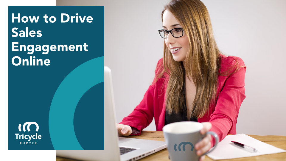 how to drive online sales engagement