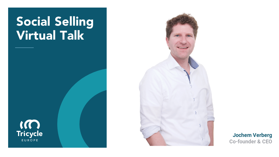 How to Implement Social Selling in your Sales Teams? A Virtual Talk with Jochem Verberg and Sabina Mierzowski