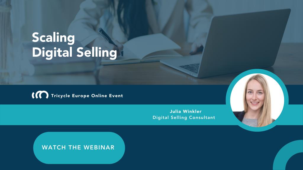 Scaling Digital Selling