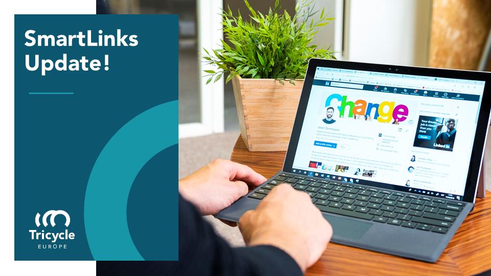 SmartLinks Update – New LinkedIn Update