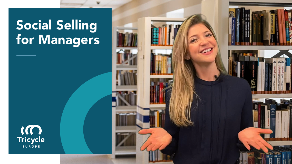 Social Selling for Managers January 2021 Edition