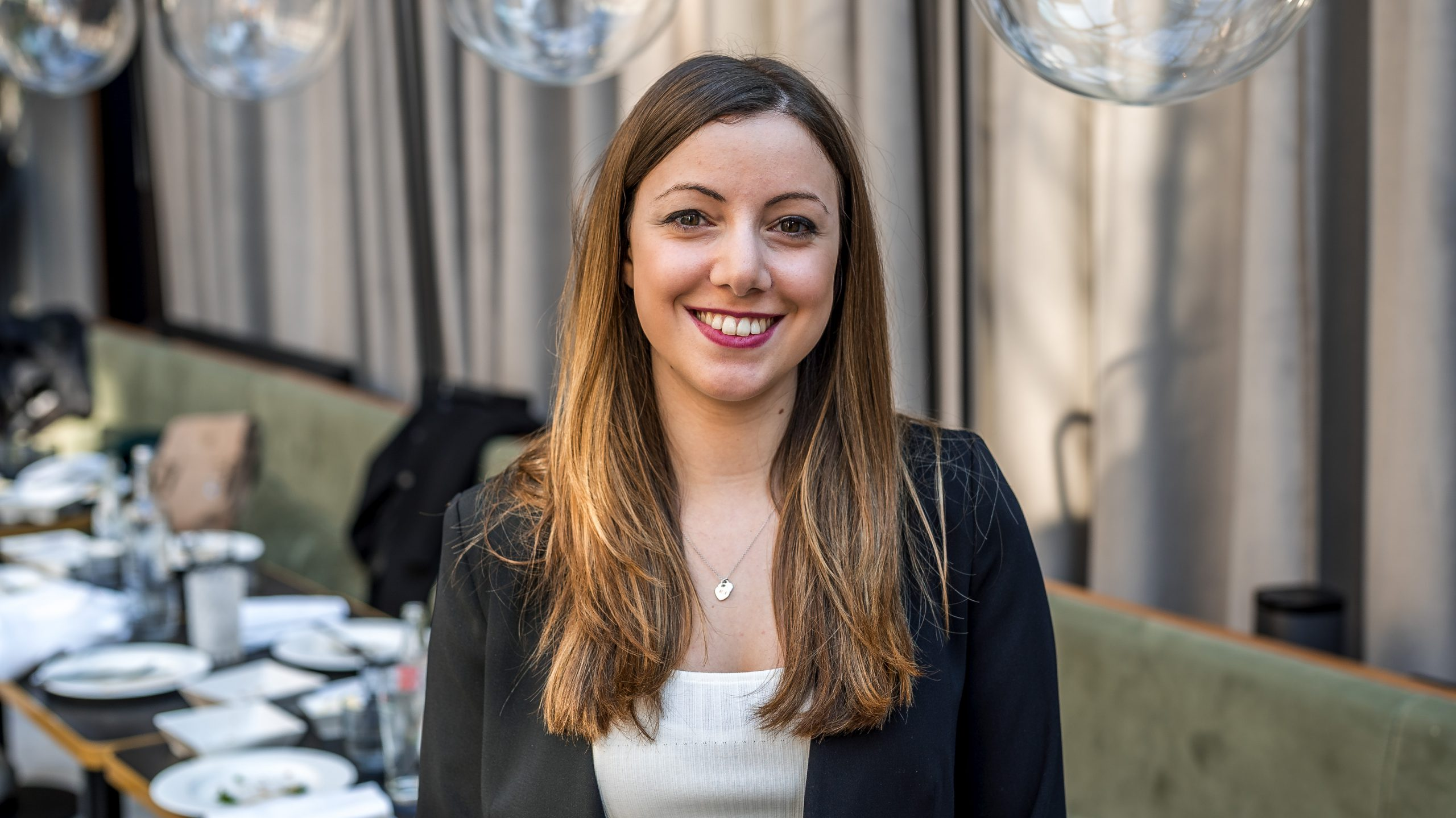 Employee Spotlight Silvia Pariota