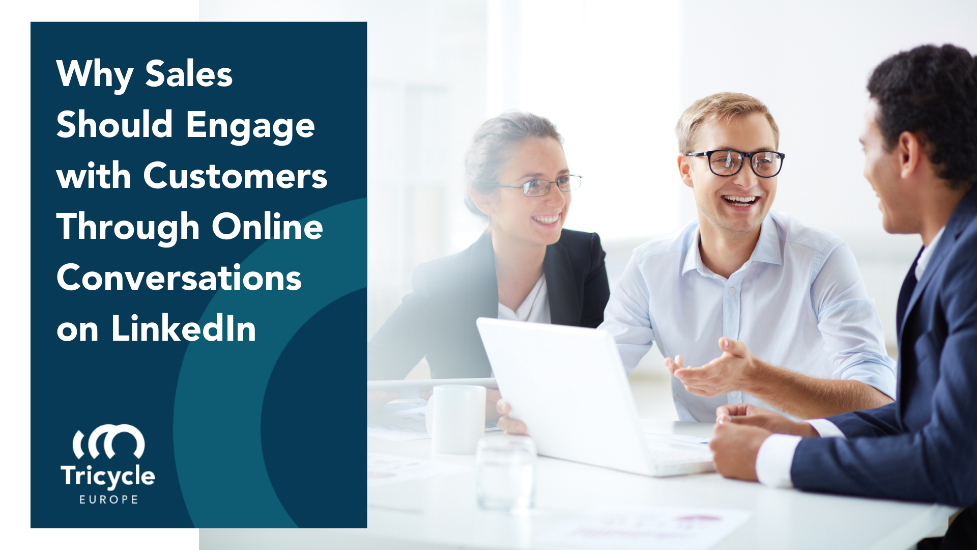 Why Sales Should Engage With Customers Through Online Conversations On LinkedIn