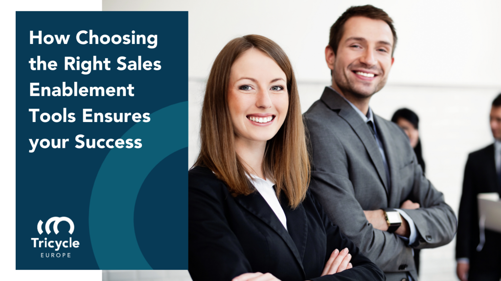 How Sales Enablement Tools